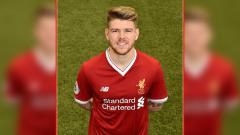 Indosport - Alberto Moreno, bek kiri Liverpool.