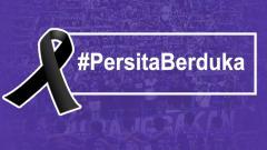 Indosport - Persita Tangerang berduka.