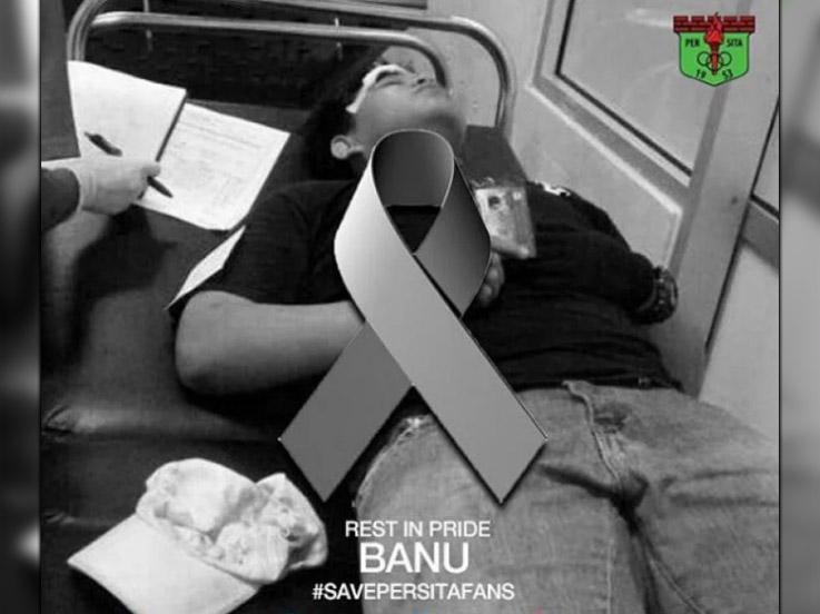 Banu Rusman Copyright: Persita Tangerang