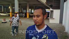 Indosport - Atep Rizal, pemain Persib Bandung.