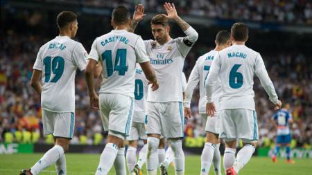 Skuat Real Madrid - INDOSPORT