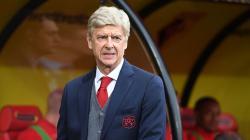 Pelatih Arsenal, Arsene Wenger.