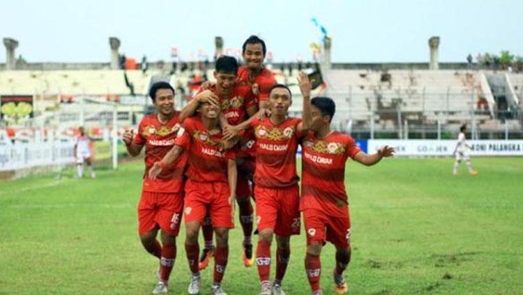 Skuat Kalteng Putra FC Copyright: Internet