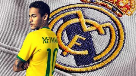 Neymar dirumorkan akan dijual ke Real Madrid, untuk menghindari hukuman dari FIFA. - INDOSPORT