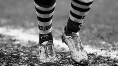 Illustrasi Sepakbola dalam Kekelaman - INDOSPORT