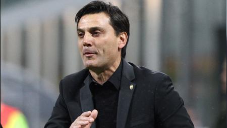 Vincenzo Montella, pelatih AC Milan. - INDOSPORT