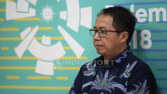 Indosport - Wakil Ketua Umum PSSI, Joko Driyono. Herry Ibrahim/INDOSPORT