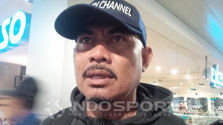 Herrie Setyawan tetap fokus mempersiapkan anak asuhnya untuk pertandingan kandang Liga 2 2019 antara PSGC Ciamis vs Persib. - INDOSPORT