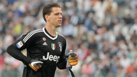 Kiper Juventus, Wojciech Szczesny. - INDOSPORT