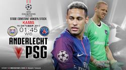 Prediksi Anderlecht vs Paris Saint-Germain