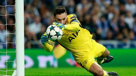 Hugo Lloris, kapten Tottenham Hotspur. - INDOSPORT