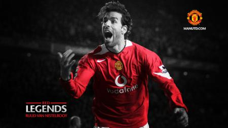 Ruud van Nistelrooy, mantan pemain Man United. - INDOSPORT