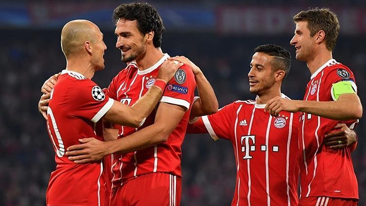 Bayern Munchen Copyright: INDOSPORT