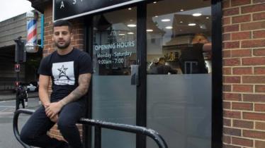 Ahmad Alsanawi, Arsitek di Balik Rambut Keren Paul Pogba dan Eden Hazard - INDOSPORT