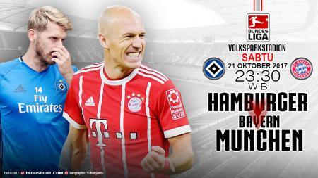 Prediksi Hamburg vs Bayern Munchen. - INDOSPORT
