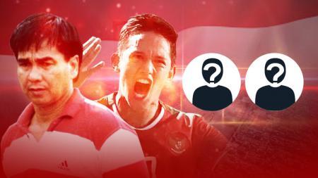 4 Pemain Keturunan Arab di Sepakbola Indonesia. - INDOSPORT