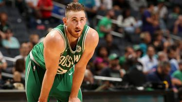 Pemain Boston Celtics, Gordon Hayward. - INDOSPORT