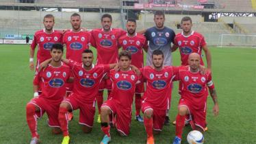 Skuat FC Turris Neapolis 1944 yang bermain di Serie D Italia. - INDOSPORT