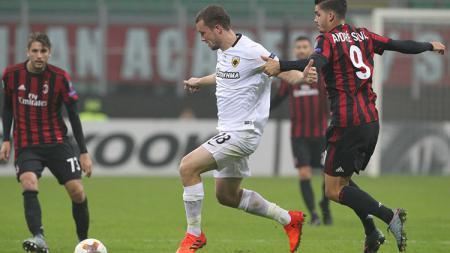 AC Milan vs AEK Athens - INDOSPORT