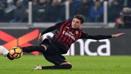 Eks AC Milan, Manuel Locatelli - INDOSPORT