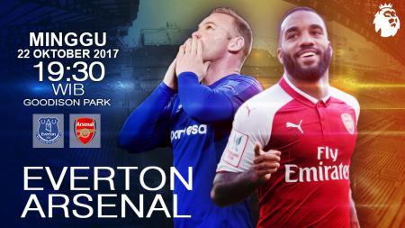 Prediksi Everton vs Arsenal. - INDOSPORT