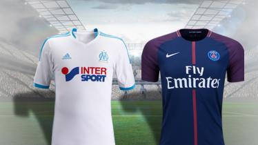 Jersey Olympique Marseille dan PSG dipasangkan ke badan tokoh anime. Siapa paling keren? - INDOSPORT