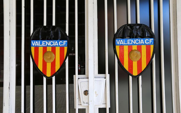 Logo Valencia. Copyright: INDOSPORT