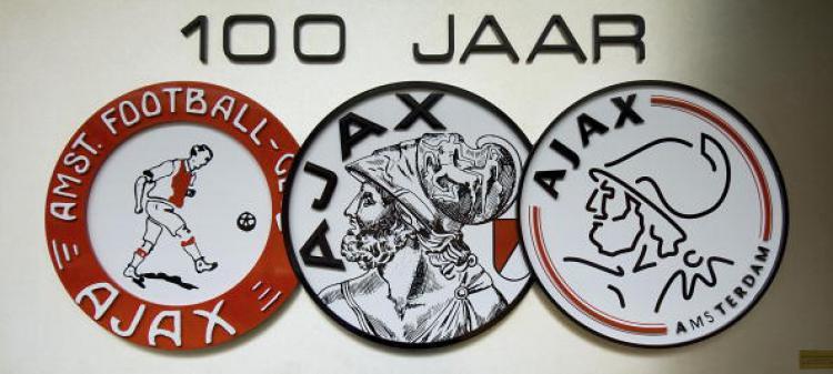 Logo Ajax. Copyright: INDOSPORT