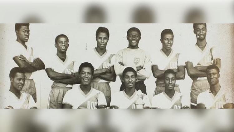 Skuat tim Ghana di masa lalu. Copyright: Sportskeeda.com