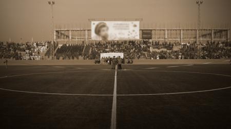 Stadion Berhantu. - INDOSPORT