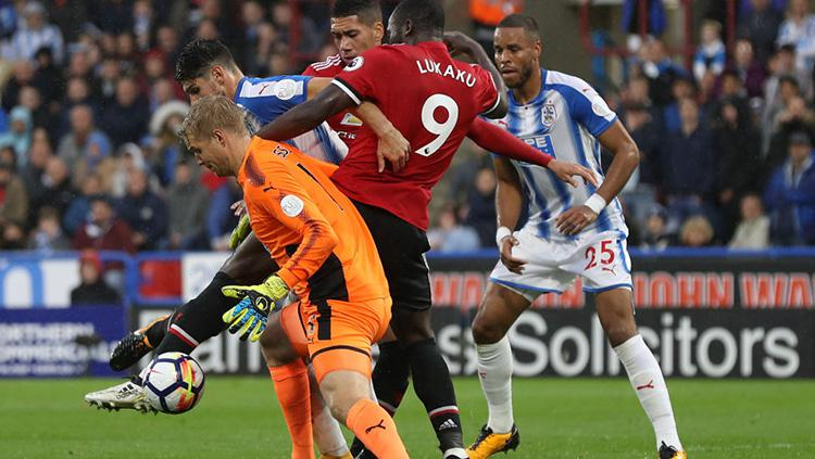 Huddersfield vs Man United Copyright: Getty Images