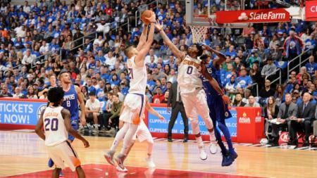LA Clippers vs Phoenix Suns. - INDOSPORT