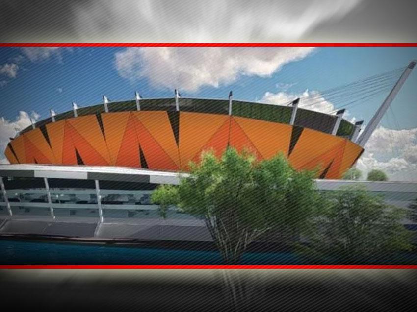 Desain Stadion BMW Copyright: jakartamajubersama
