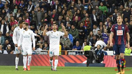 Real Madrid vs Eibar - INDOSPORT
