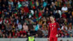 Indosport - Cristiano Ronaldo saat membela Timnas Portugal.
