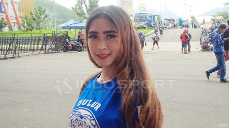 Jessyka Willy Amelia. - INDOSPORT
