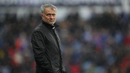 Jose Mourinho. - INDOSPORT
