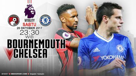 Prediksi Bournemouth vs Chelsea - INDOSPORT