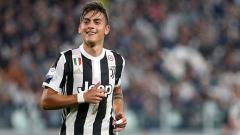 Indosport - Paulo Dybala, pemain bintang Juventus.