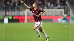 Indosport - Suso, gelandang AC Milan.