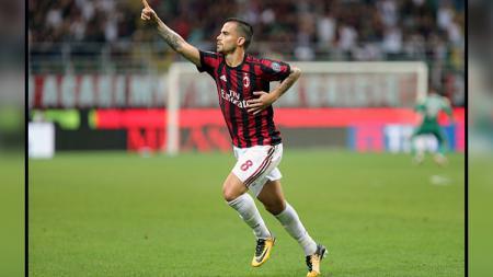 Suso, gelandang AC Milan. - INDOSPORT