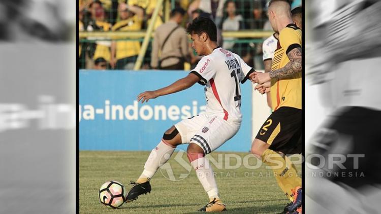 Yandi Sofyan Copyright: rudimerta/Indosport.com