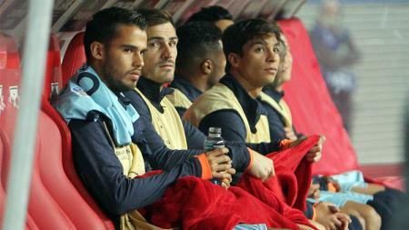 Iker Cassilas mulai dicadangkan FC Porto. - INDOSPORT