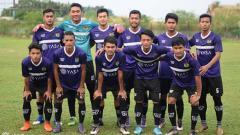 Indosport - Skuat Persita Tangerang.