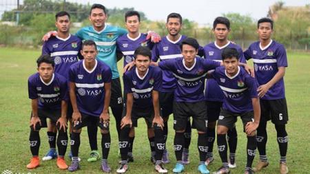 Skuat Persita Tangerang. - INDOSPORT