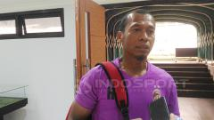 Indosport - Pelatih kiper timnas Indonesia U-22, Hendro Kartiko.