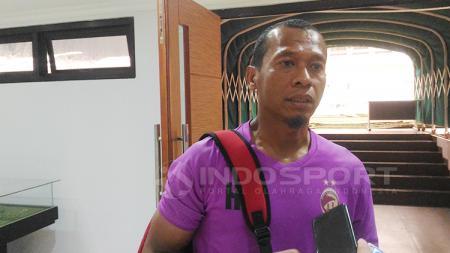 Pelatih kiper Timnas Indonesia U-23, Hendro Kartiko. - INDOSPORT