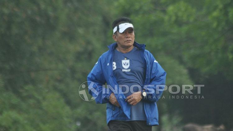 Pelatih PSIS Semarang, Subangkit. Copyright: Ghozi El Fitra/INDOSPORT