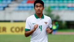 Indosport - Samuel Christianson, pemain Timnas Indonesia U-19.
