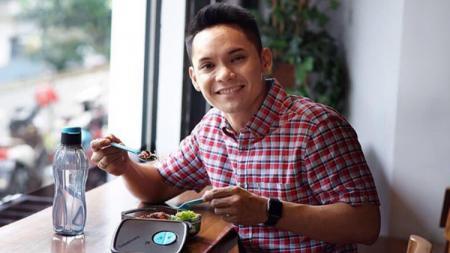 Ben Kasyafani, aktor Indonesia. - INDOSPORT